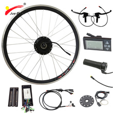 36V Motor Electric Bike Kit Electric Bicycle Conversion Kits Without Battery Waterproof LED Display Throttle Refit(CK-NB01)