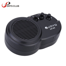 New Top Quality JOYO JA-02 3W Mini Electric Guitar Amp Amplifier Speaker with Volume Tone Excellent Distortion Effect Control
