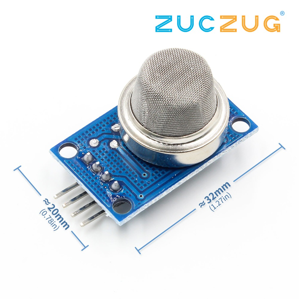 5pcs MQ-5 MQ5 Methane Gas Sensor Shield methane detector module FOR Arduino