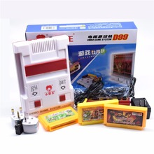 Handheld Game Console Players Classic Video Game Gift For Kids D99 Game console players included game card