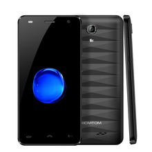 Homtom HT26 4G Mobile Phone 4.5 Inch 2300mAh Android 7.0 Smartphone MTK6737 Quad Core 1GB+8GB 8MP+5MP Dual SIM Unlock Cellphone(China)