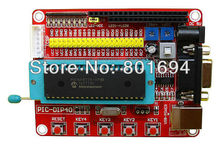Mini System PIC Development Board Microchip PIC16F877 PIC16F877A with USB Cable