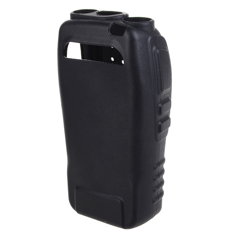 ft Rubber Silicon Case Holster Walkie Talkie Holster For Baofeng BF-888S 888S Retevis H777 H-777 2 Way Radio J9104H (9)