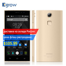 Original DOOGEE F5 5.5 inch Android 5.1 Smartphone MTK6753 Octa Core 1.3GHZ Mobile Phone 2G/3G/4G 3GB RAM 16GB ROM Cell phone