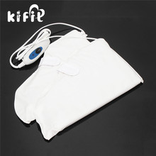 KIFIT Useful Electric Nail Manicure Gloves Heated Mitts Infrared Therapy Treatment SPA Warmer For Foot and Hand Massage Tools