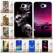 "3D Drawing Case For Huawei Y5 II Cover Luxury Printing Soft Tpu Phone Bags Case For Huawei Y5II 5.0"" Phone Funda Shell Coque Gel"