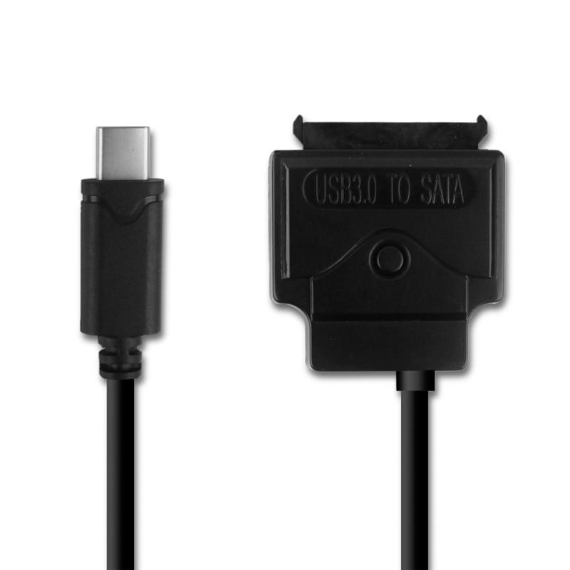 0 25M 0 8Ft USB 3 1 font b Type C b font To Sata 22P