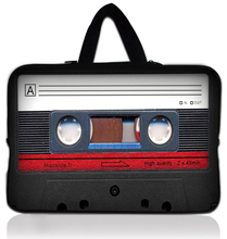 "12"" Cassette Tape Universal Laptop Sleeve Bag Case Cover For Samsung Google 11.6"" Chromebook,11.6"" Acer Aspire One,Macbook Air"