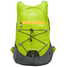 Hot Light  Foldable Travel Backpack Mountaineering Nylon Packs Rucksack Student Bag Nylon Road Knapsack Bolsas Mochila XA926B