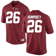 Nike 2017 Alabama #33 Gore #29 Fitzpatrick Can Customized Any Name Any Logo Limited Ice Hockey Jersey #26 Humphrey(China)