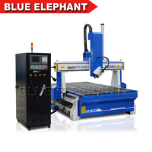 Discount price vacuum table rotating axis 3d cnc wood router for sale, 1530 cnc wood carving machine 3d cnc wood carving machine(China)