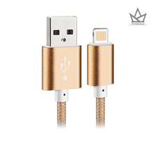 Lighting Cable Fast Charger Adapter Original 8 pin USB Cable For iphone 6 s plus i6 i5 iphone 5 5s ipad air2 Mobile Phone Cable