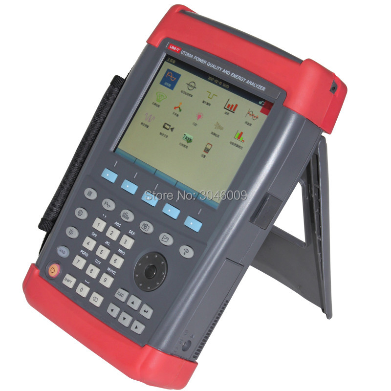 UNI-T UT285A three-phase power quality analyzer, hand-held power analyzer
