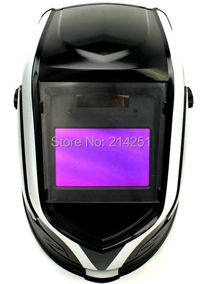 Rstar Sale New Design Super View Window Welding Helmet With Digital And Grinding Function For Mig Tig Mma Free Shipping(China)
