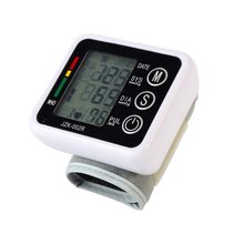 Automatic Digital Wrist Blood Pressure Monitor Meter Cuff Blood Pressure Measurement Monitor Sphygmomanometer Health Care(China)