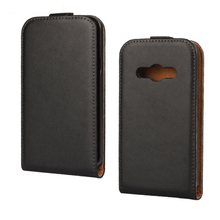 For Samsung Galaxy Xcover 3 Xcover3 G388f the Korean version Slim Flip Vertical Up-Down Open Craft Cell Phone Case pu leather+PC