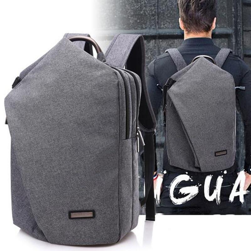 TUGUAN Large Capacity Men Bag Fashion 15.6inch Laptop Backpack Waterproof Oxford College Tide Casual Mens Backpacks School Bag<br>