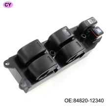 Power Window Switch for Toyota Corolla RAV4 Vios OE 84820-12340 84820-42060 84820-60110