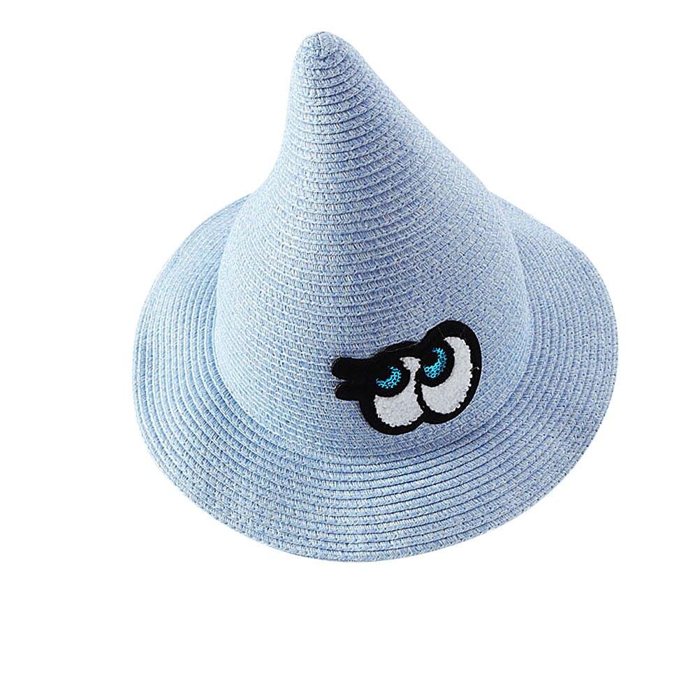 Frauen Hexe Hut Baumwolle Sonnenhut Reise Strand Urlaub Breite Krempe Eimer Fischer Kappe Party Tragen Fedoras Kopfbedeckungen Für Damen Bekleidung Zubehör