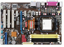 100% original desktop Motherboard for asus M4A78 Socket AM2/AM2+/AM3 DDR2 Gigabit Ethernet free shipping