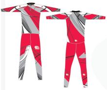 Nordic Cross Country Skiing Race Suit 2018 RUSSIA(China)