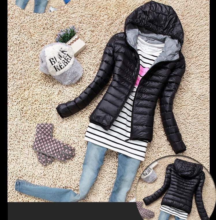 2017 Limited Zipper Ukraine New Female Offer Promotional Cotton Padded Jacket With Cap Sleeves Winter Coat Women Down &amp; Parkas Одежда и ак�е��уары<br><br><br>Aliexpress