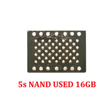 3pcs/lot For iPhone 5S NAND flash memory IC Hardisk 16GB HDD chip iCloud unlock program with new serial Number(China)