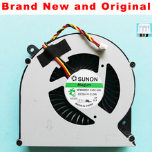 New cpu fan For Toshiba C850 C855 C870 C875 L850 L850D L870 L870D cpu cooling fan Cooler DFS501105FR0T FB99 MF60090V1-C450-G99(China)