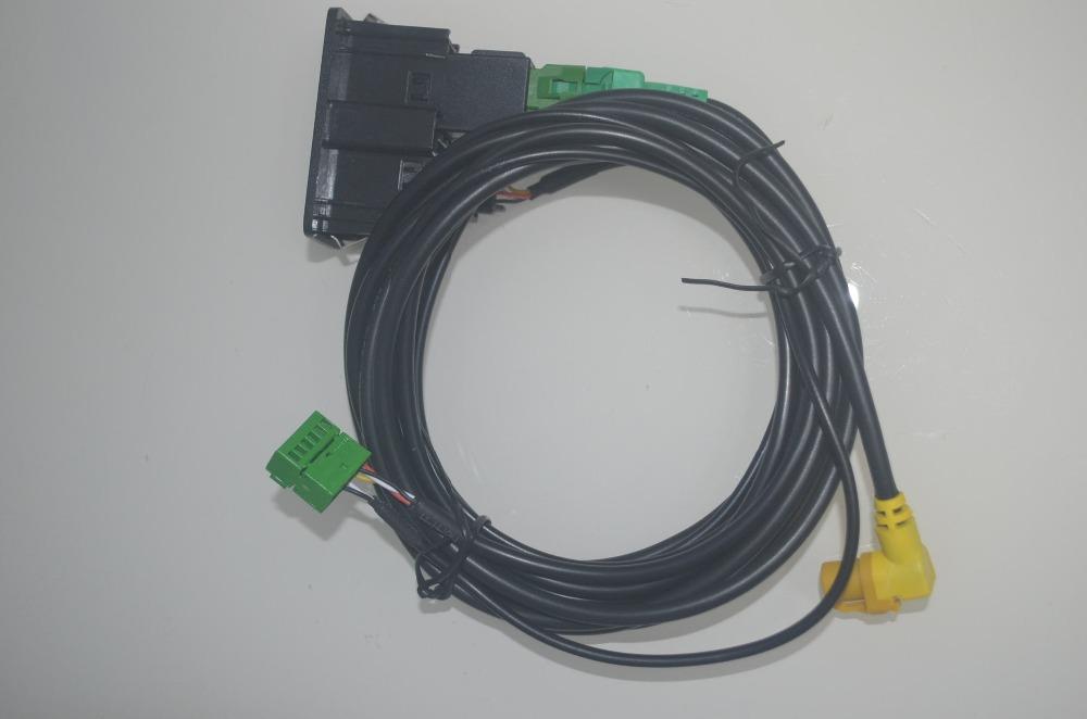Marco negro enlaces intermitente para VW 3c08077179b9