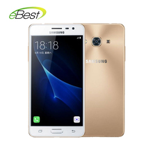 "Original Samsung Galaxy J3 Pro J3110 5.0"" smartphone 4G LTE  Quad Core  Snapdragon 410 2GB RAM Dual SIM 8.0MP NFC Cell phone"