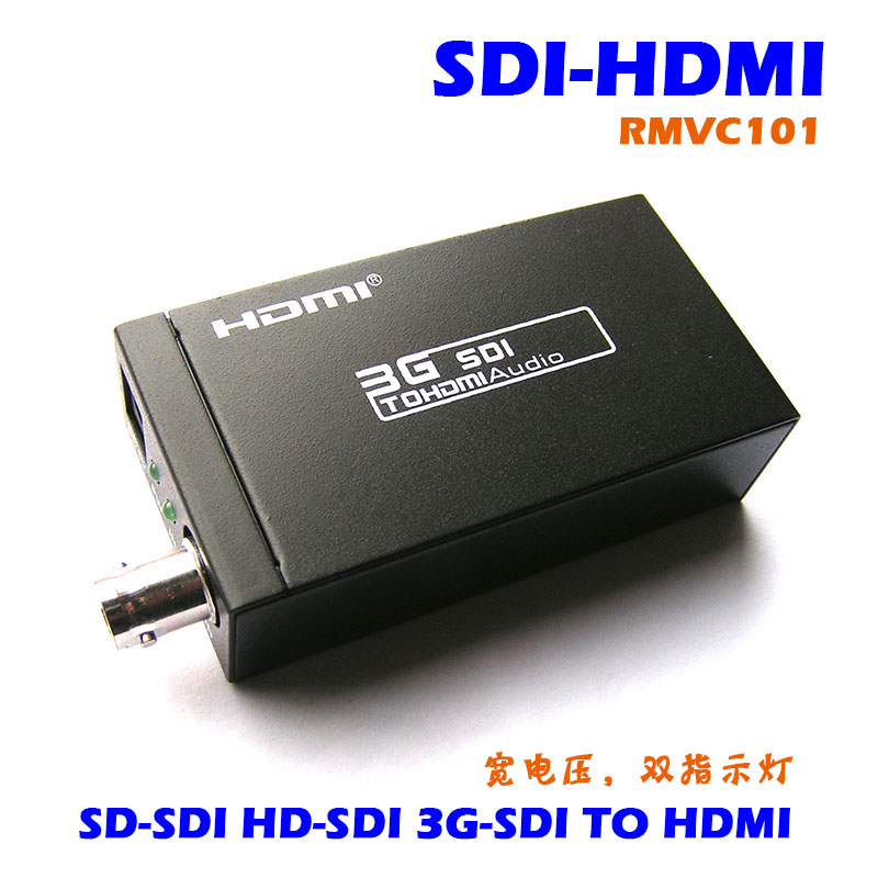 UsenDz@ SDI turn HDMI SD/HD/3G-SDI signal to HDMI HD 1080P