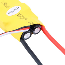 New Lan Yu 40A ESC for Brushless Motor Speed Controller Pro RC Helicopter Levert Dropship Sep19