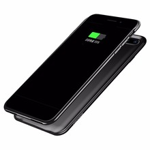 USAMS US-CD18 Practical Ultra Thin Protective Cover Case Power Bank 2500mAh Backup External Battery for iPhone 7(China)