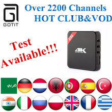 UK IPTV H96 Android TV Box with Power IPTV 4500+Iran India Pakistan Italy Albanian Turkish Latino XXX PayTV Smart Set Top Box