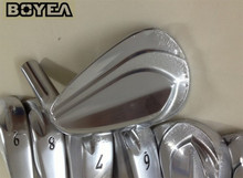 Brand New Boyea Personal Iron Set Golf Forged Irons Golf Clubs 3-9P Regular and Stiff Flex Steel Shaft With Head Cover