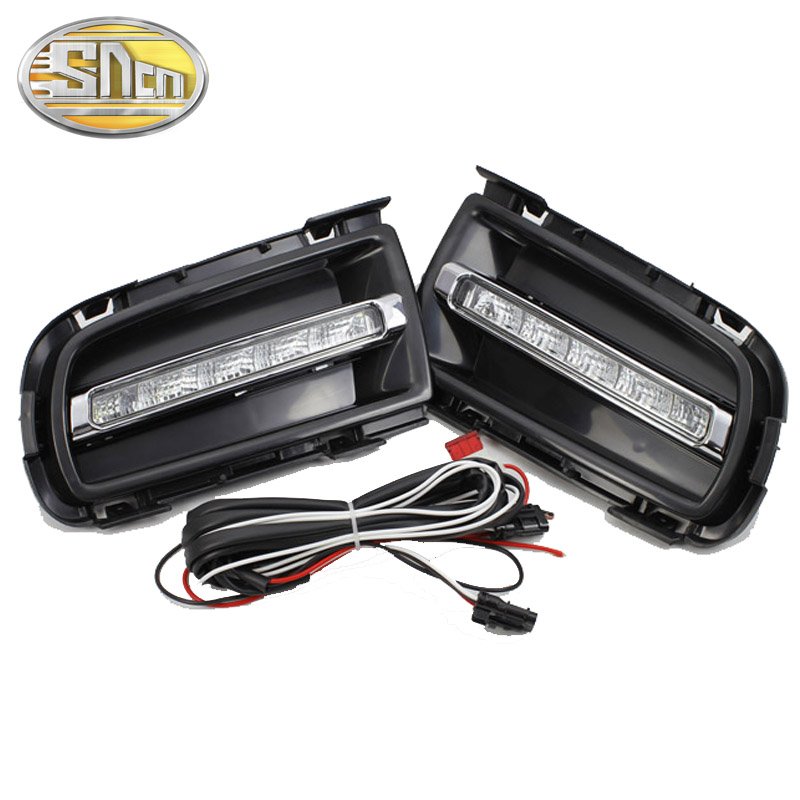 For Mazda 6 Mazda6 2003 2004 2005 2006 2007,Super Brightness Waterproof ABS Car DRL 12V LED Daytime Running Light Daylight SNCN<br>