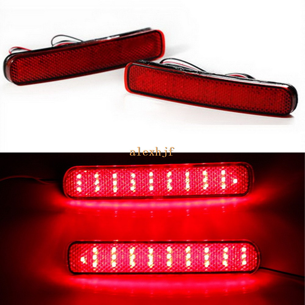 July King LED Brake Lights + Night Running Light, LED Rear Fog Lamp Case for Toyota Highlander 2011~2013, Safety Warning Light<br>