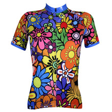 PALADIN New Arrival Womens Cycling Jersey Bike Shirts Beautiful Summer Style Quick Dry MTB Bicycle Sportswear Cycling Clothing(China)