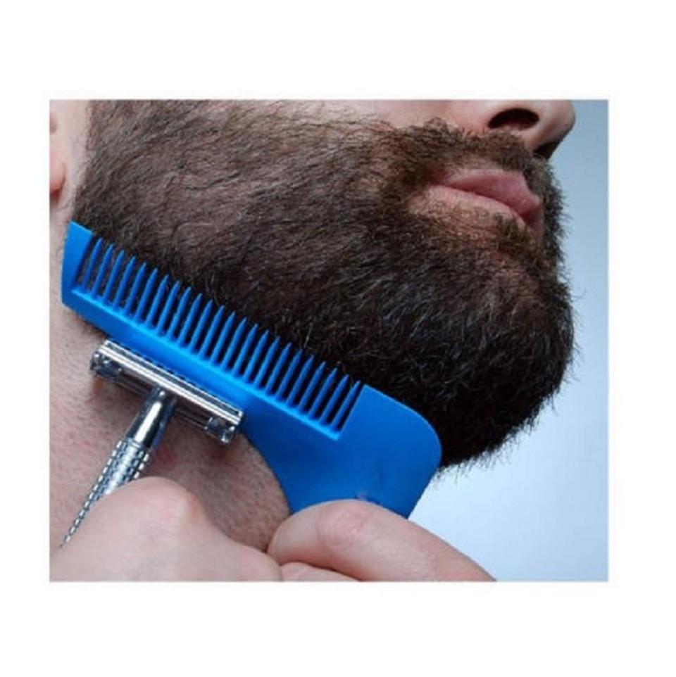 3pcs natural wooden beard comb boar bristle hair brush lice comb men beard apron barber salon cape hairdressing for haircut 14