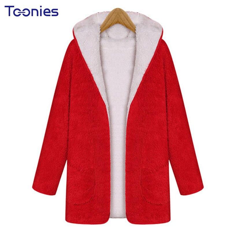 2017 Fashion Warm Jacket Female Long Hooded Wool Parkas Coat Feminino Thicken Women\s Winter Casual Coats Woman Jacket WomenÎäåæäà è àêñåññóàðû<br><br>