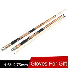 Biliardo Pool Cue Tips 11.5mm/12.75mm Black /Orange Colors Billiard Cues Taco De Billar Made In China