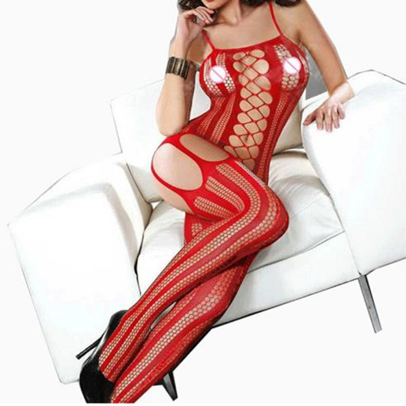 Porn Sex Babydoll Chemise Lingerie Sexy Hot Erotic Costumes Open Crotch Sexy Underwear Plus Size Lingerie Sexy Sleepwear(China)