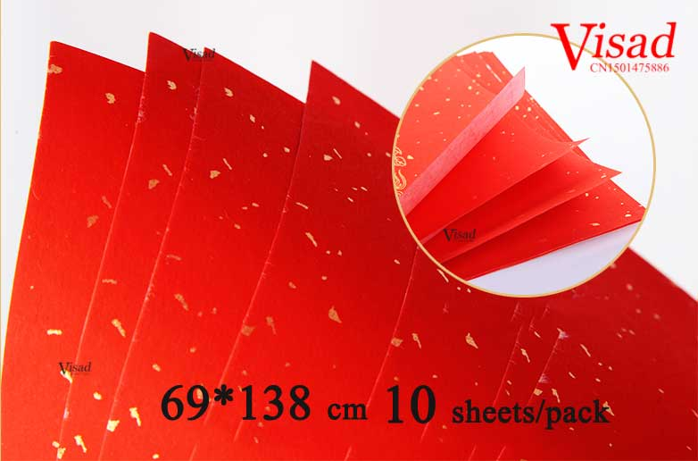 Red chinese rice paper painting supplies xuan paper for artist painting paper calligraphy drawing art paper<br><br>Aliexpress