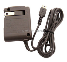 10pcs/lot US Wall Home Travel Charger AC Power Adapter for Nintendo DS Lite NDSL