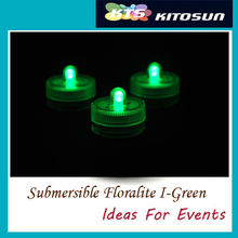 2016 On line Shopping Submersible Led Candles  120pcs/lot Waterproof Underwater Battery Powered Submersible LED Tea Lights