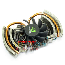 10 pcs/lot Computer PC Radiator Cooler Heatsink For Reference Design NVIDIA GTX460 GTX450 GTX 450 460 Graphics VGA Card Cooling