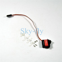 1pc KingMax 3.5~6.0V CLS0411H high performance 4g 0.9kg.cm Digital Coreless Micro Servo For Micro 3D heli and F-3A(China)