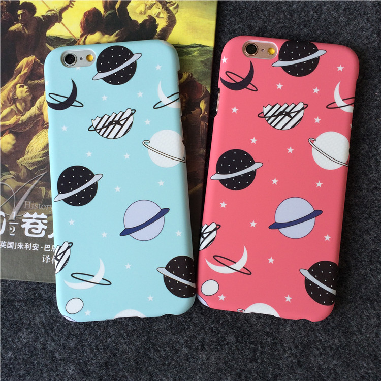 Space Solar System Science Planets Phone Case Skin Shell For iPhone 6 6S Rubber Soft Cell Housing Cover 179(China (Mainland))