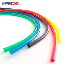 2*3.1mm Soft PVC Tubing Colorful Hose Pipe In IEM Acoustic Tube  Hearing Aid Accessories