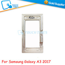 1PC High Precision Aluminium Mould LCD Positioning Mold For Samsung Galaxy A3 A5 A7 2017 S3 mini S4 mini S5 mini LCD Mould(China)
